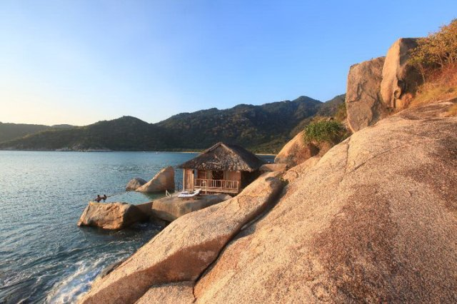 six senses ninh van bay30