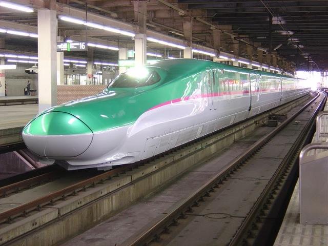 JAPÃO Trem-Bala mais veloz e confortável. - com vídeo
