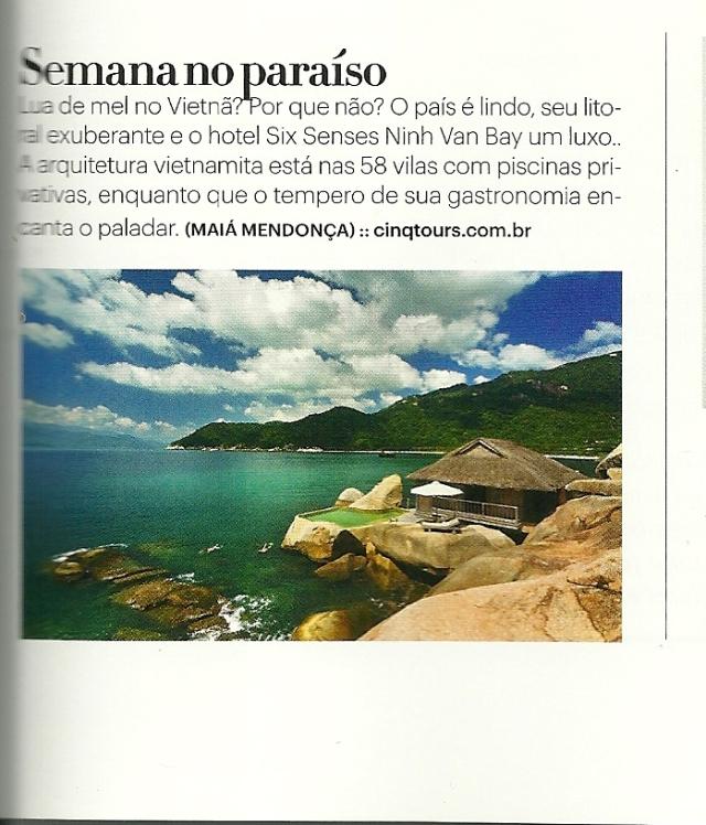 Revista Bazaar noivas maio13 materia