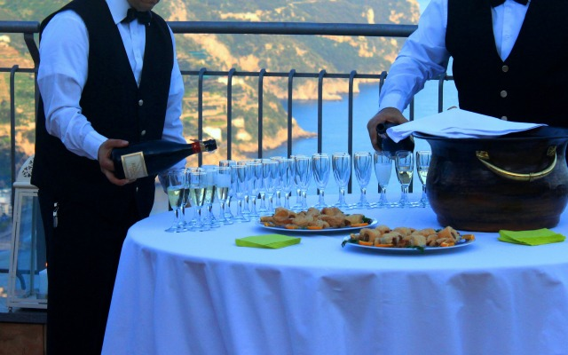 Wedding Italia Costa Amalfitana Ravello hotel Graal