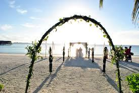 wedding maldives Conrad 1