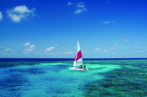 Jumeirah Dhevanafushi - Watersports - Windsurfing