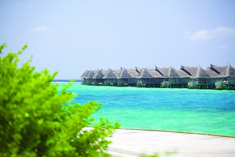 Jumeirah Vittaveli - Water Villas with Pool1